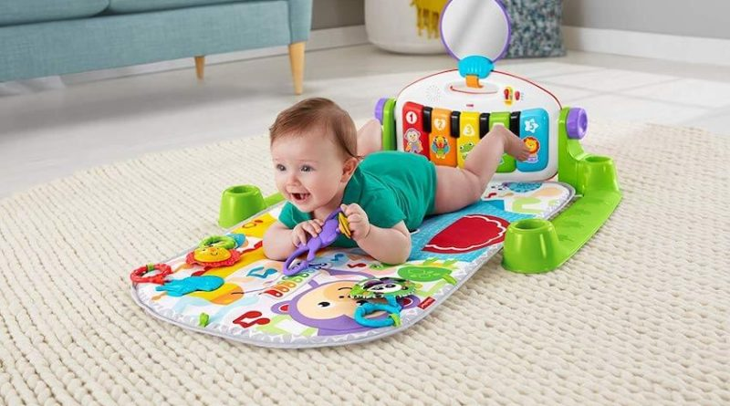Fisher Price piano pataditas (review)