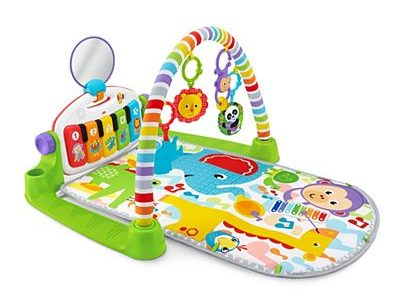 Gimnasio-piano pataditas Fisher Price