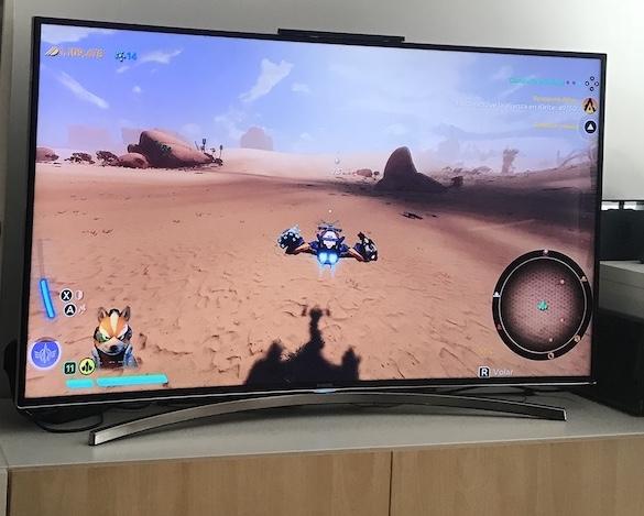 Starlink Battle for Atlas (pantalla)