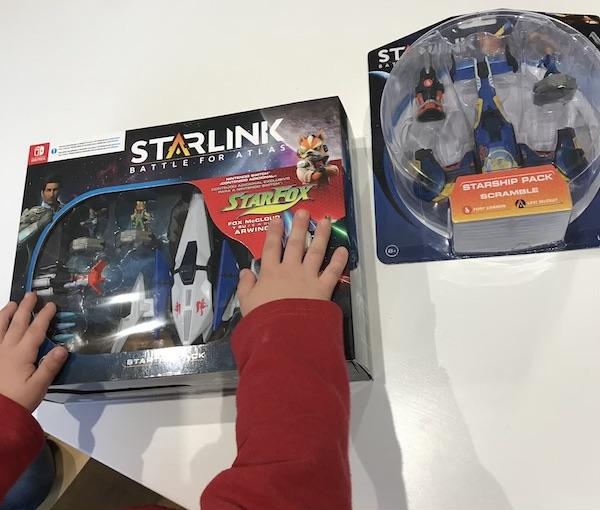 Starlink Battle for Atlas (juguetes modulares)