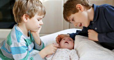 Tercer hijo ¿para qué sirve la experiencia?