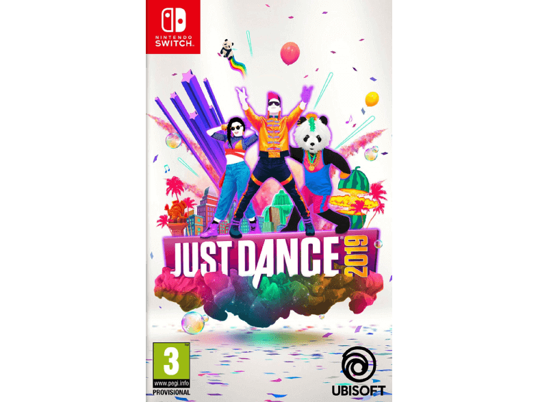 Just Dance 2019 para Nintendo Switch (comprar)