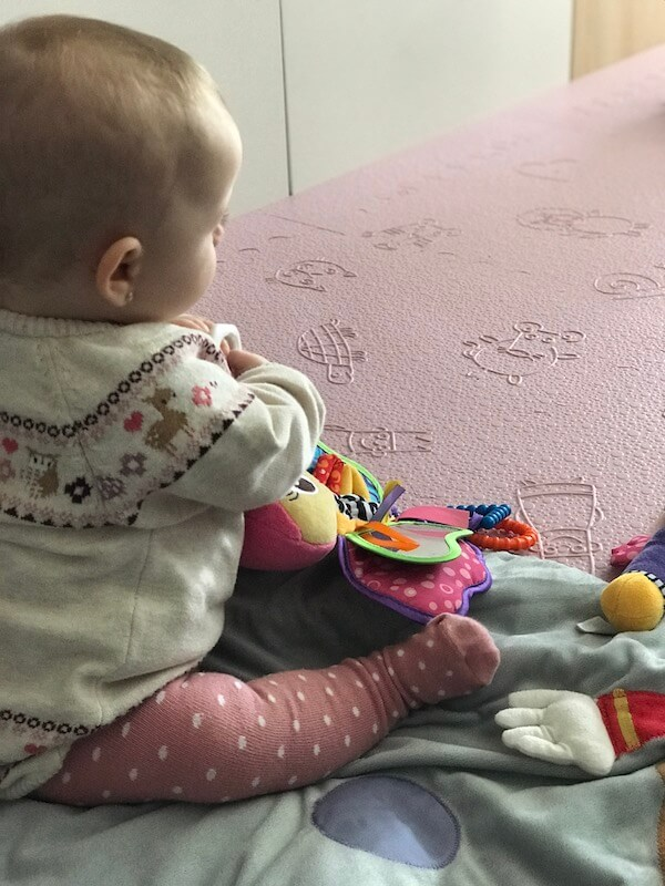 Lü Babymats alfombra infantil acolchada (bebé)