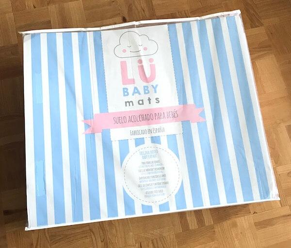Lü Babymats alfombra infantil acolchada (bolsa)