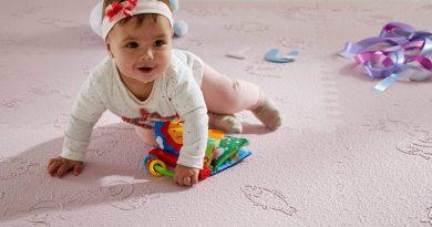 Lü Babymats alfombra infantil acolchada