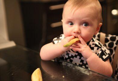 Alimentación complementaria sin triturar