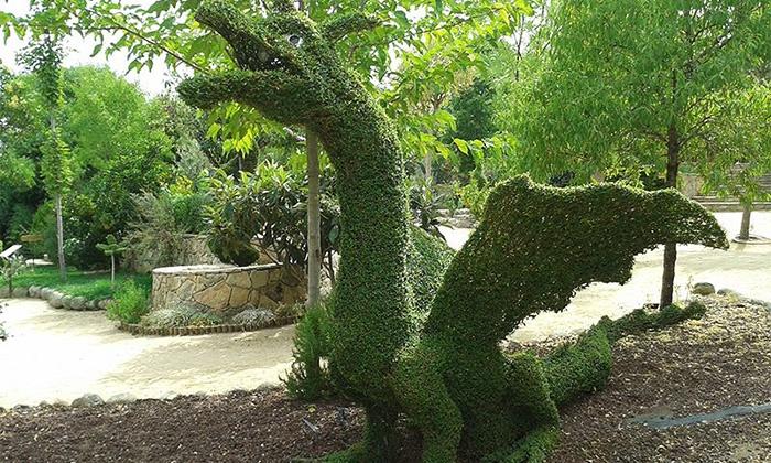 El Bosque Encantado (dragón)