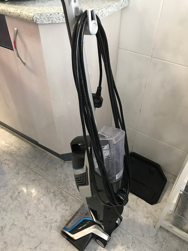 Bissell Crosswave Pet Pro (cable)