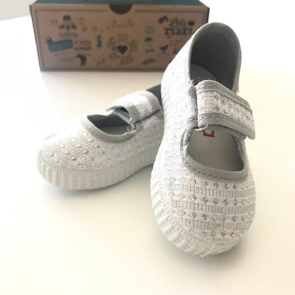 Zapatillas lona Cienta estampadas