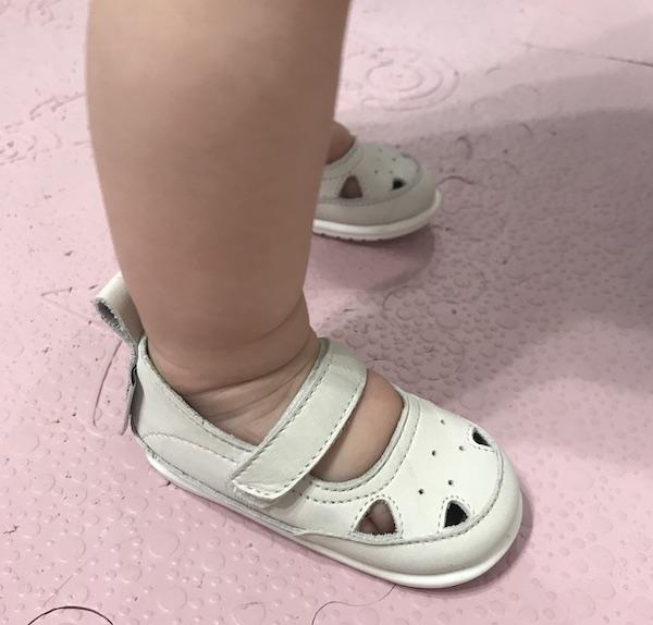 Zapato Feroz modelo Aitana (puestos)
