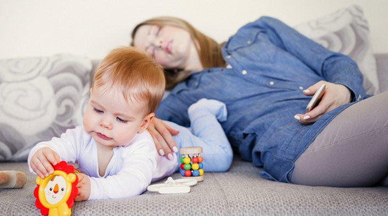Diferencia entre un bebé de alta demanda y un bebé muy demandante