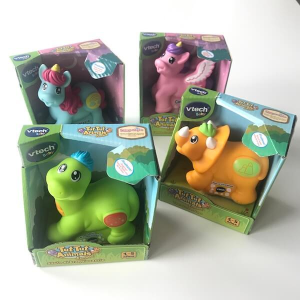 Tut Tut Animales Fantasía - cajas
