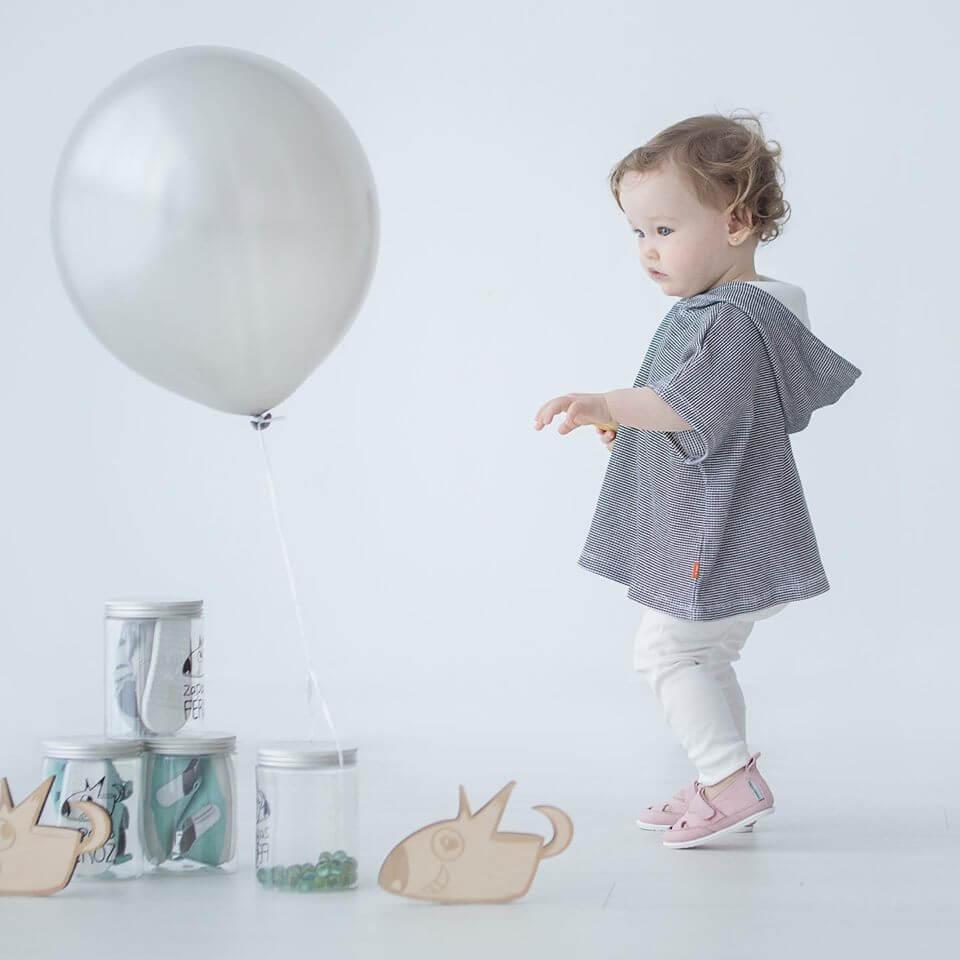 Zapato Feroz - Calzado infantil ideal