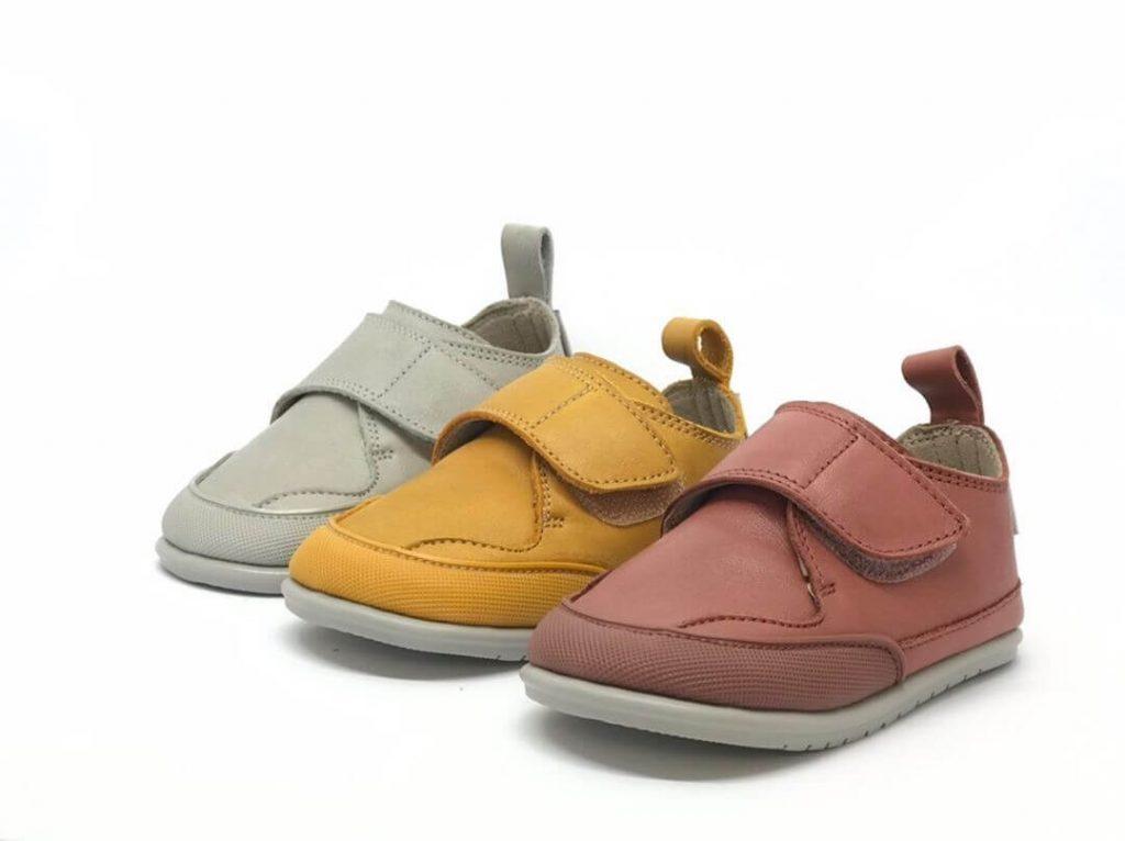 Zapato FEROZ modelo Garbí colores