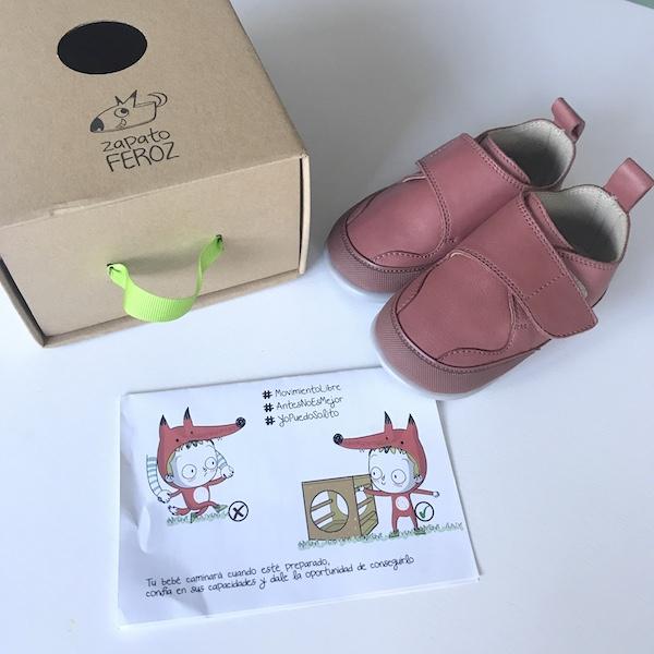 Zapato Feroz modelo Garbí