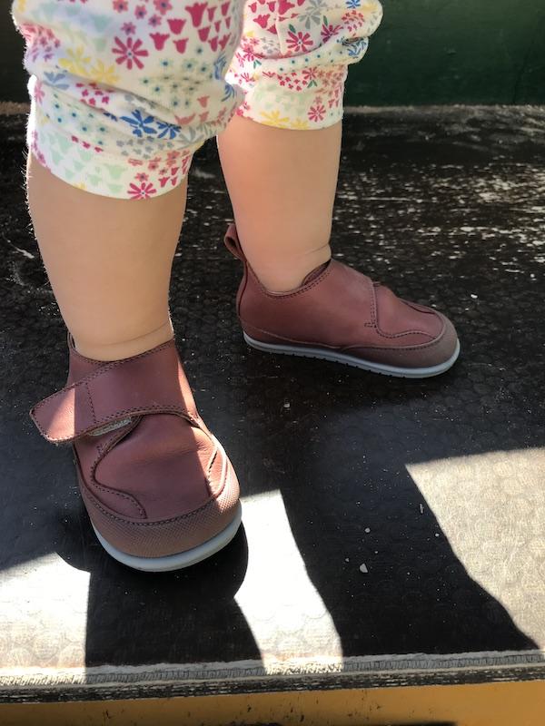 Zapato Feroz modelo Garbí frambuesa - resistencia al desgaste