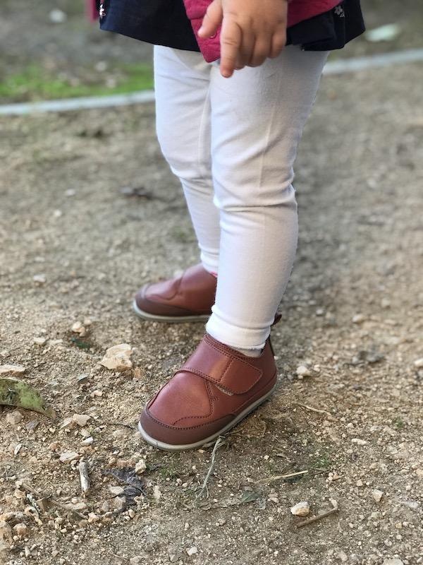 Zapato Feroz modelo Garbí frambuesa puestos
