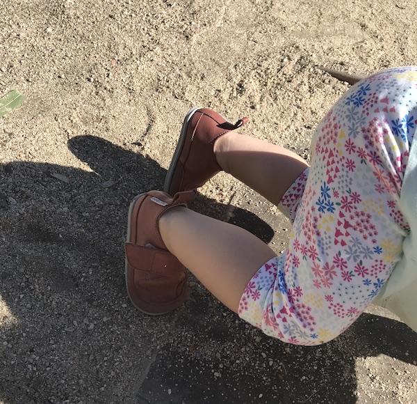 Zapato Feroz modelo Garbí frambuesa - para el parque