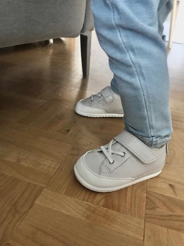 Zapato FEROZ Turia blanco (puestas)