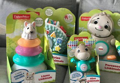 Linkimals de Fisher Price: ¡los animales hablan entre ellos!