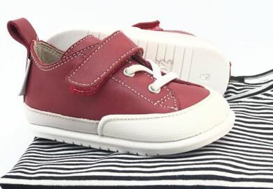 Zapato FEROZ Turia: una deportiva para bebés saludable y preciosa