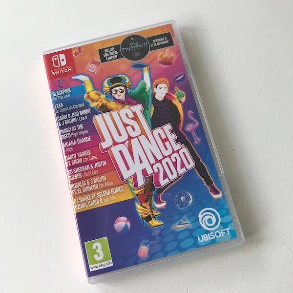 Just Dance 2020 (carátula)